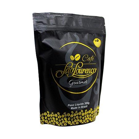 Café São Lourenço Gourmet 100% Arábica Torrado e Moído 300g