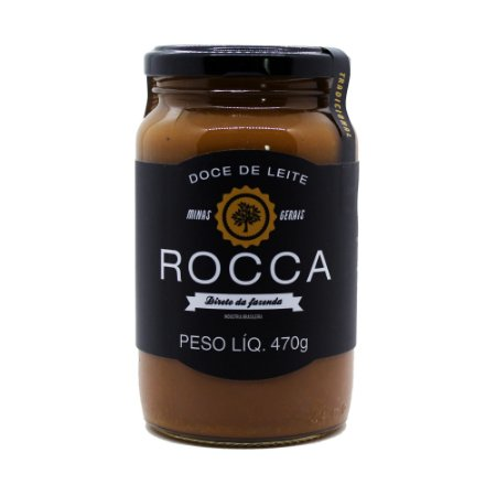 Doce De Leite Tradicional Rocca 470g com Açúcar