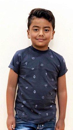 Camiseta Long Infantil