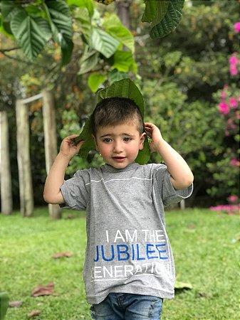 Camiseta Geração Jubilar Kids