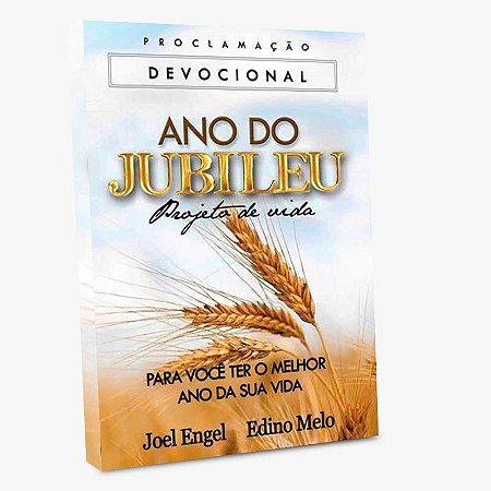 Livro Devocional Ano do Jubileu