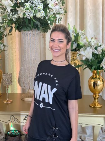 Camiseta Prepare The Way Feminina