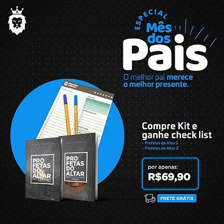 Promoção Dia dos Pais Kit 6