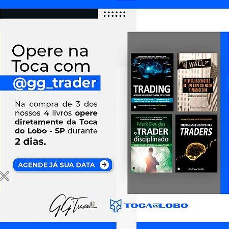 Mentoria na Toca do Lobo - 2 dias - Espaço de Ensino Colaborativo GG Trader