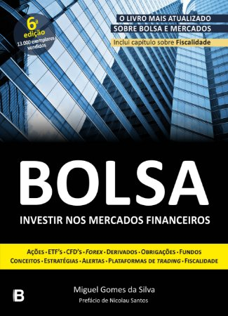 Bolsa - Investir Nos Mercados Financeiros - LIVRO IMPORTADO DE PORTUGAL