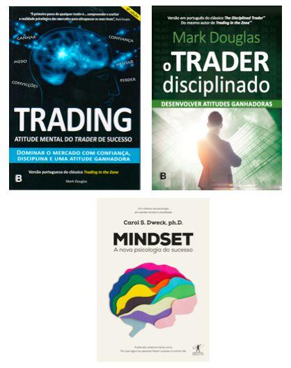 COMBO da MUDANÇA: Trading + Trader Disciplinado + Mindset