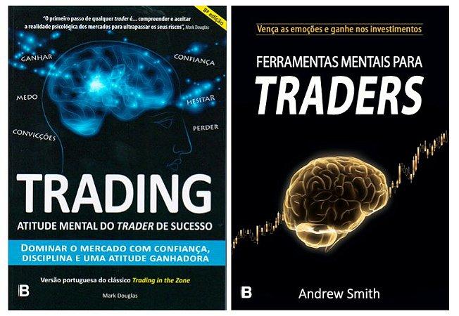 COMBO GG Trading in the zone + Ferramentas Mentais para Traders