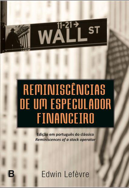 PRË-VENDA - Reminiscências de um especulador financeiro - LANÇAMENTO