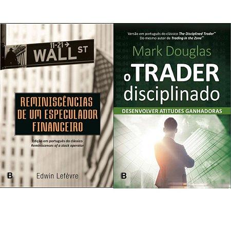 PRÉ-VENDA: Reminiscência + Trader Disciplinado - LANÇAMENTO