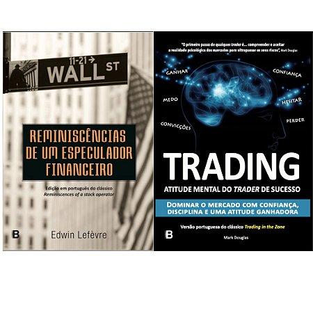 PRÉ-VENDA: Reminiscência + Trading in the Zone - LANÇAMENTO