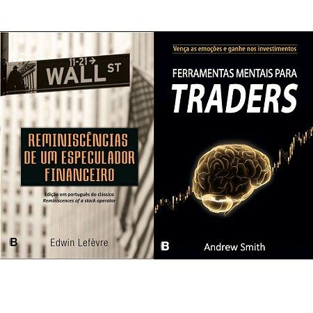 PRÉ-VENDA: Ferramentas Mentais para Traders  + Reminiscência- LANÇAMENTO
