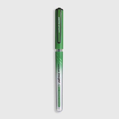 Caneta Insight Verde - Uniball