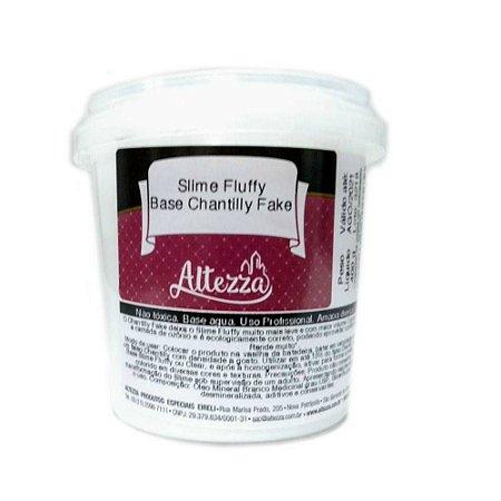 Slime Fluffy Base Chantilly Fake 400g