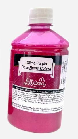 Slime Purple Base Basic Colors 500G EAN