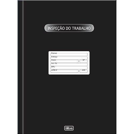 Livro Inspeção Do Trabalho 50 F -Tilibra