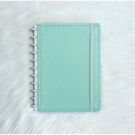 Caderno Inteligente Medio Verde
