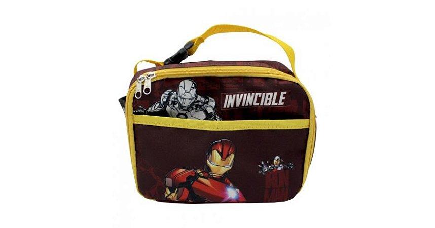 Lancheira Térmica Iron Man - Zona Criativa