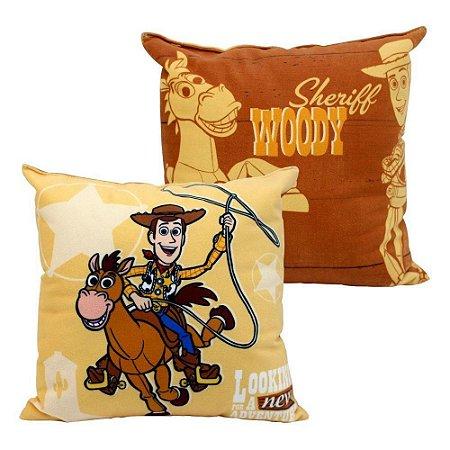 Almofada Veludo Toy Story Woody - Zona Criativa