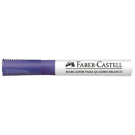 Marcador Quadro Branco - Azul - Faber-Castell