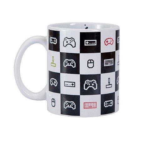 Caneca Game Geek - UATT