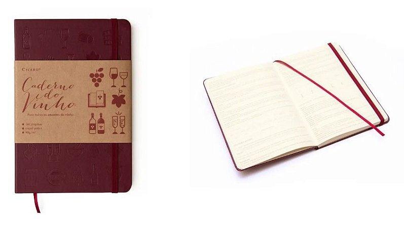 Caderneta De Vinho - Cicero