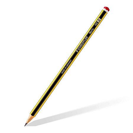 Kit Escolar Noris 2 lápis Borracha Apontador - Staedtler