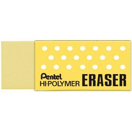 Borracha Hi-Polymer Amarela - Pentel