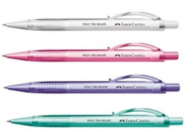 Lapiseira Tri Shape Colors 2.0mm - Faber-Castell