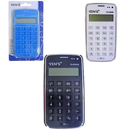 Calculadora Mesa 12Dig. Bateria