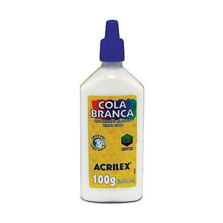 Cola Branca 100g - Acrilex