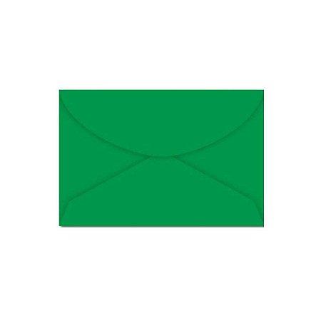 Envelope Visita Verde Escuro - Foroni