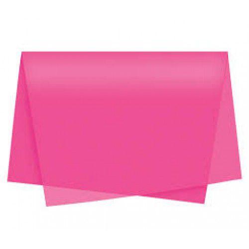 Papel Seda Auto Pink 49x69 - Cromus