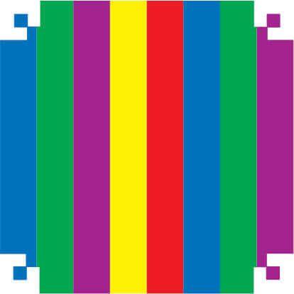 Colorset Colorido 48x66 - Vmp