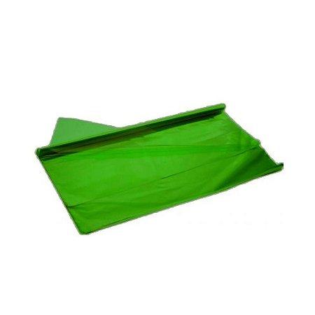 Papel Celofane Verde 85CmX1,00M.- Cromus