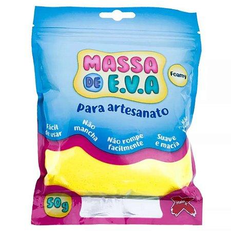 Massa De Eva Amarelo 50g - Make+