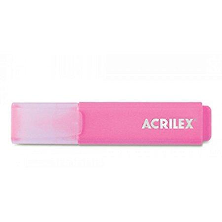 Marca Texto Rosa - Acrilex