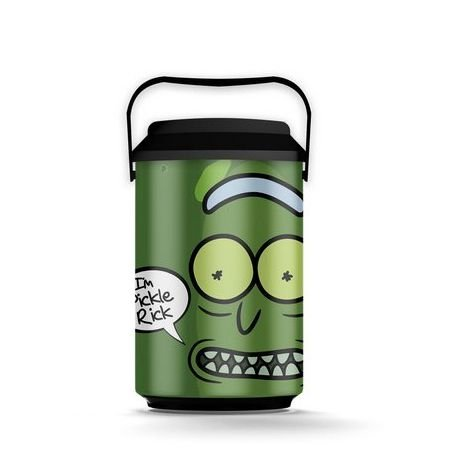 Cooler 10 Latas Pickle Rick And Morty - Beek