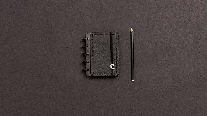 Caderno Black Ecologico Inteligine - Caderno inteligente