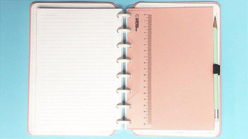 Regua 18 cm - 18 cm - Caderno inteligente