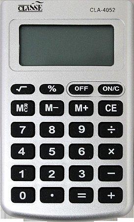 Calculadora Média 08 Digitos - Classe