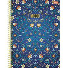 Caderno Mood 10 M - Foroni
