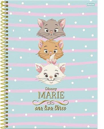 Caderno Marie Teen 10 M - Foroni