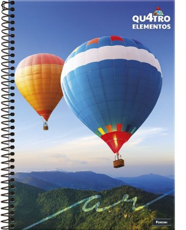 Caderno 4 Elementos 12 M - Foroni