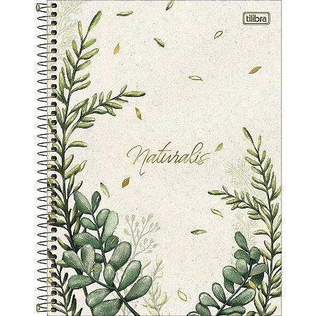 Caderno Universitário Naturalis 1 Matéria - Tilibra