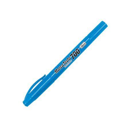 Marca Texto 700 Ponta Dupla Azul - Tilibra