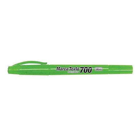 Marca Texto 700 Ponta Dupla Verde - Tilibra
