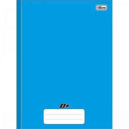 Caderno  Universitário Brochura D+ Azul 96 Folhas - Tilibra