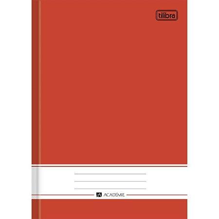 Caderno Brochura Vermelho 96fls - TILIBRA