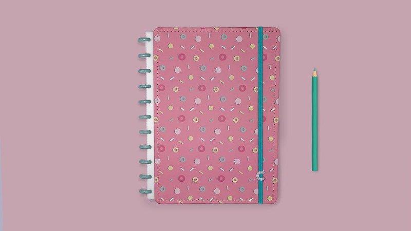 Caderno Lolly Grande - Caderno inteligente