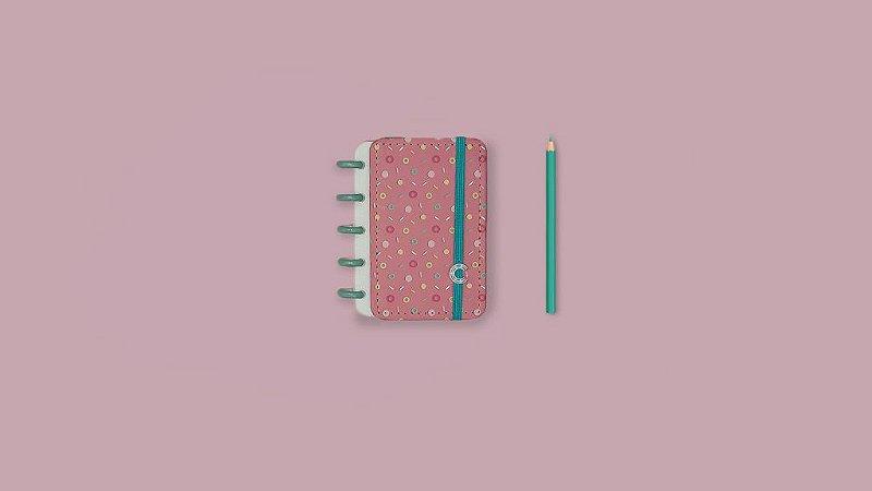 Caderno Lolly Inteligine - Caderno Inteligente